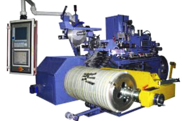 Foil winding machine Type FWM – OS